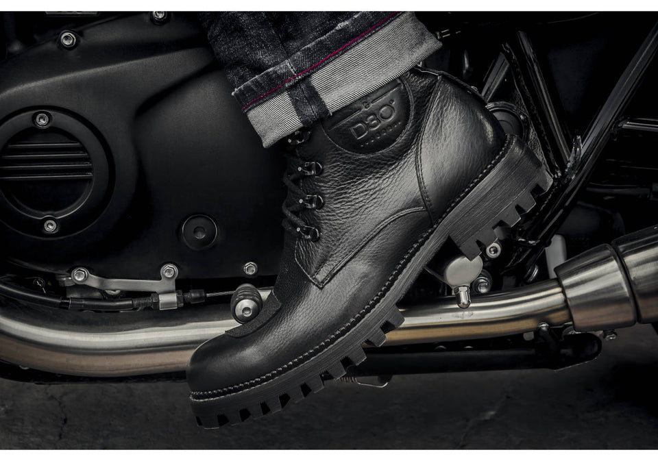 Reynolds Motorcycle Boots By Umberto Luce