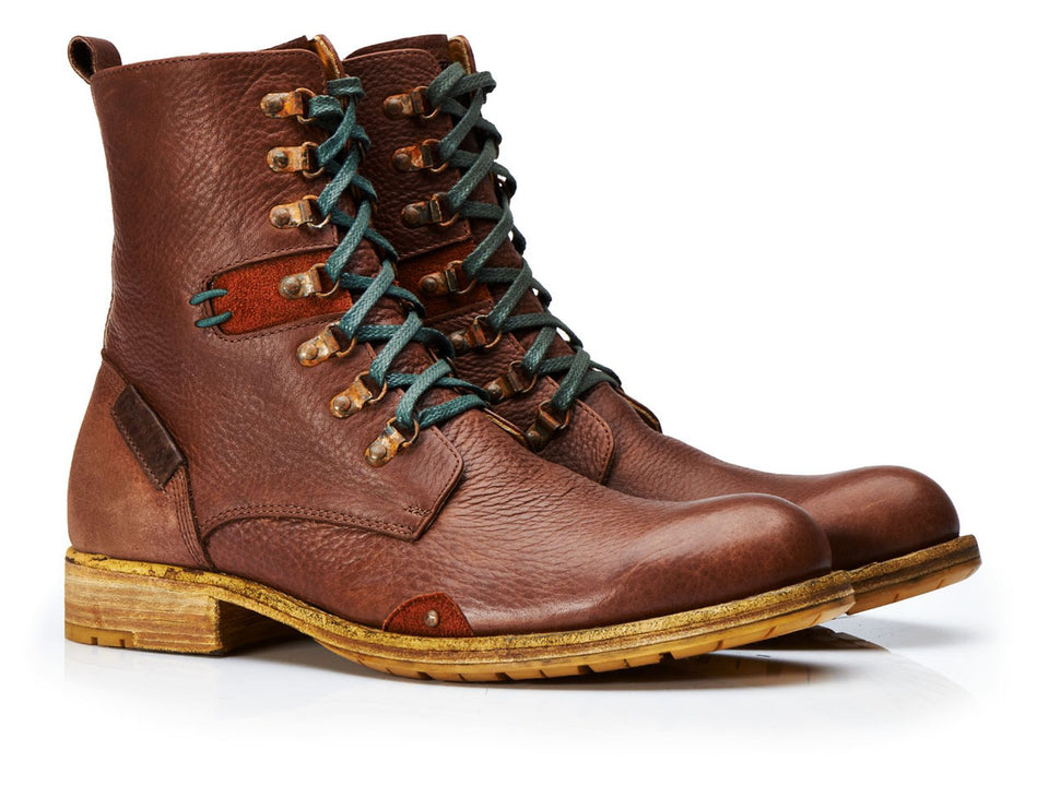Span Buke Span Boots By Umberto Luce