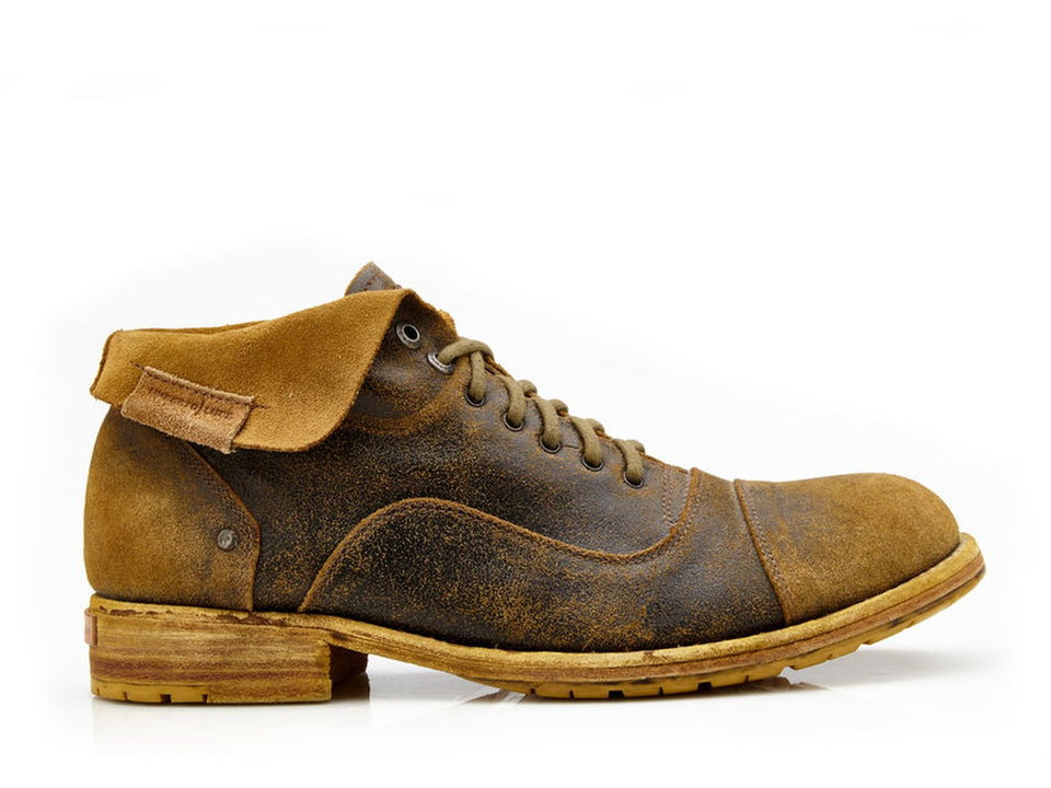 Idol Men Ankle Boots By Umberto Luce