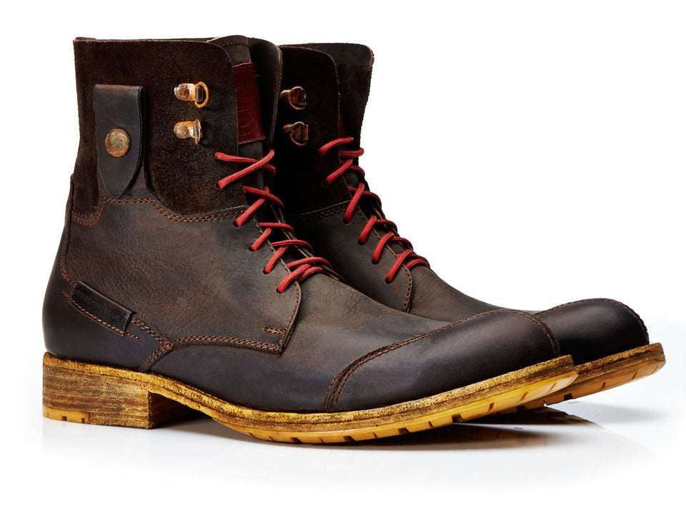 Jagger Men Boots By Umberto Luce