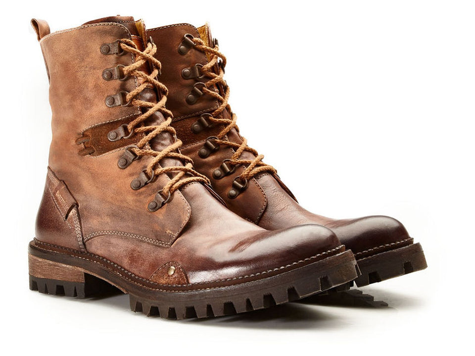 Kravitz Men Boots By Umberto Luce