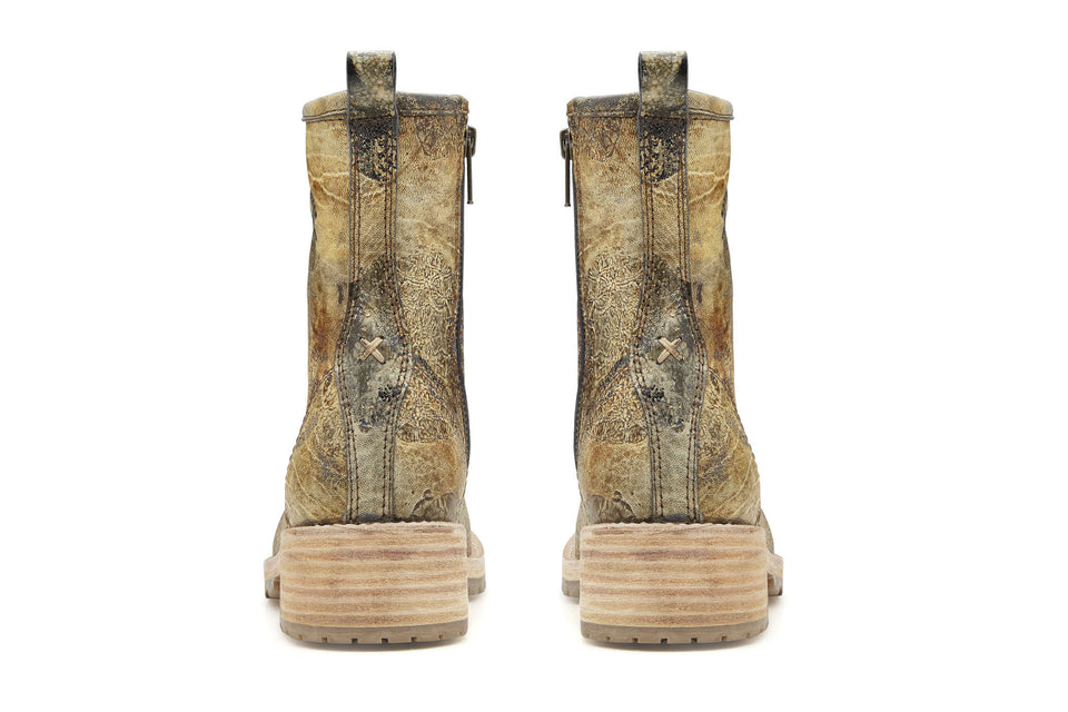 Blondie Boots Womens By Umberto Luce