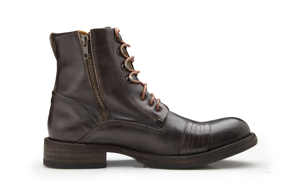 Dylan Motorcycle Boots By Umberto Luce