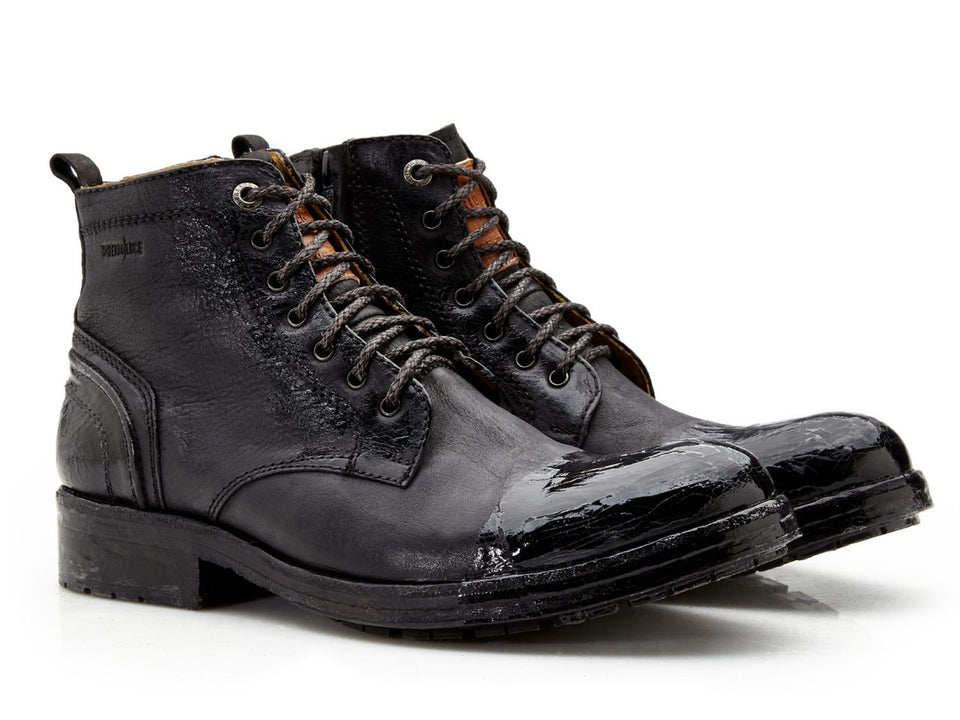 Hendrix Men Ankle Boots By Umberto Luce