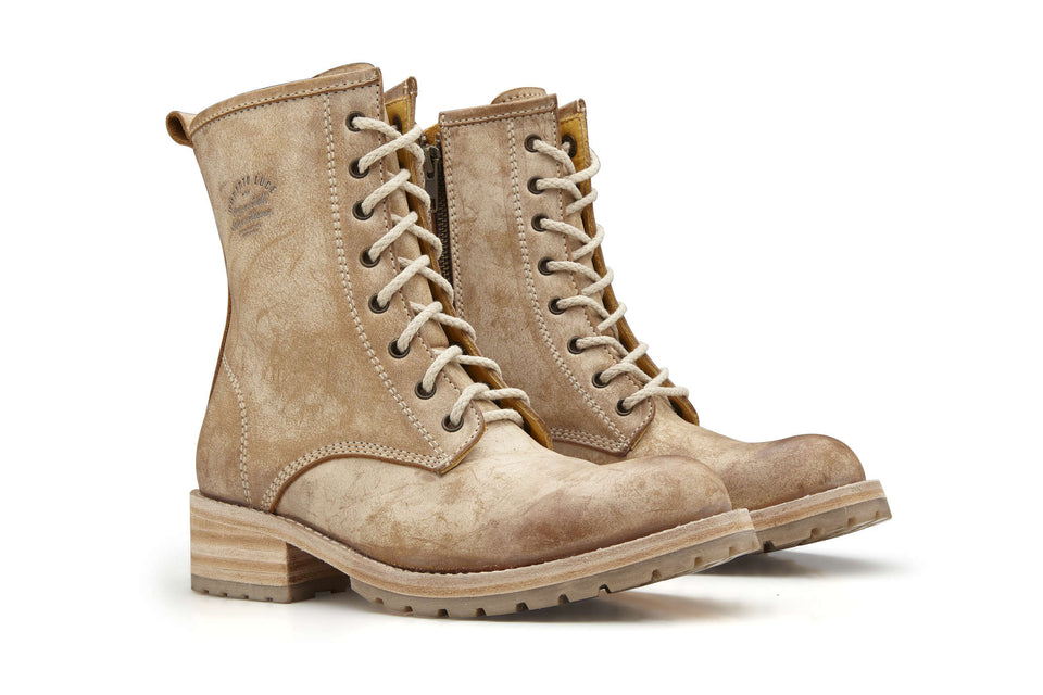 Hesse Boots Womens By Umberto Luce