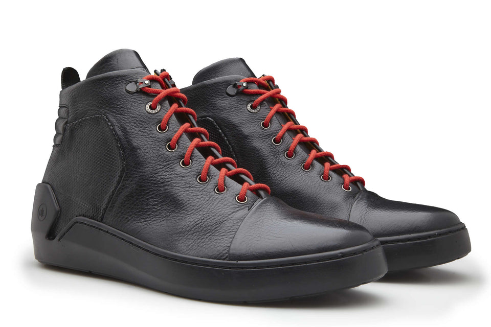 Howlett Motorcycle Sneakers By Umberto Luce