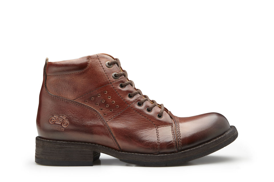 Lindbergh Motorcycle Boots By Umberto Luce