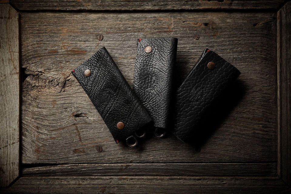 Mark Wallet Dark Brown