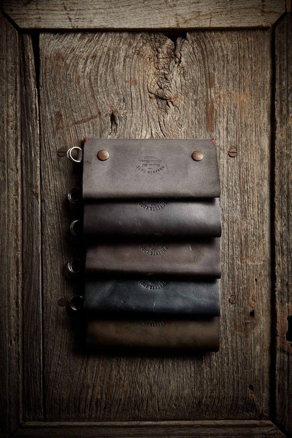 Mark Wallet Dark Grey
