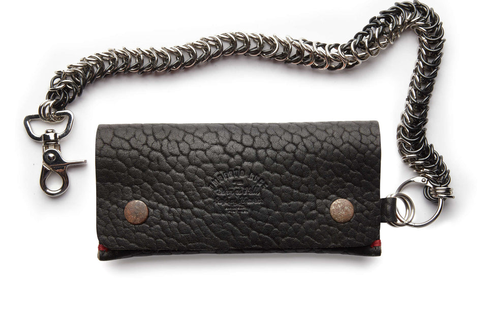 Mark Wallet Black Bull