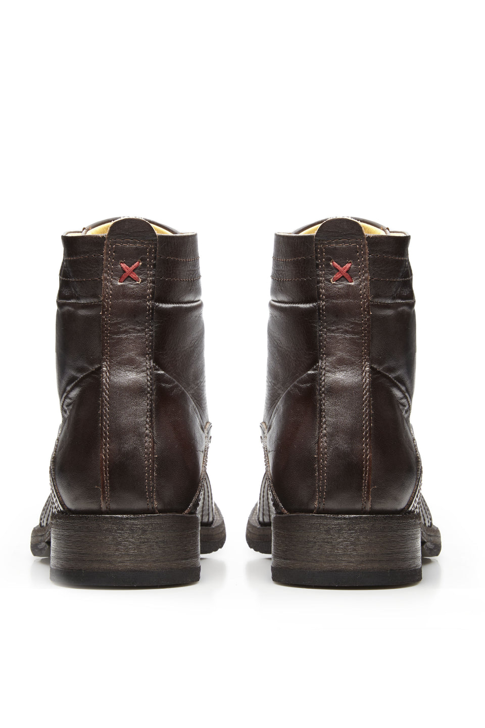 Page Motorcycle Boots By Umberto Luce