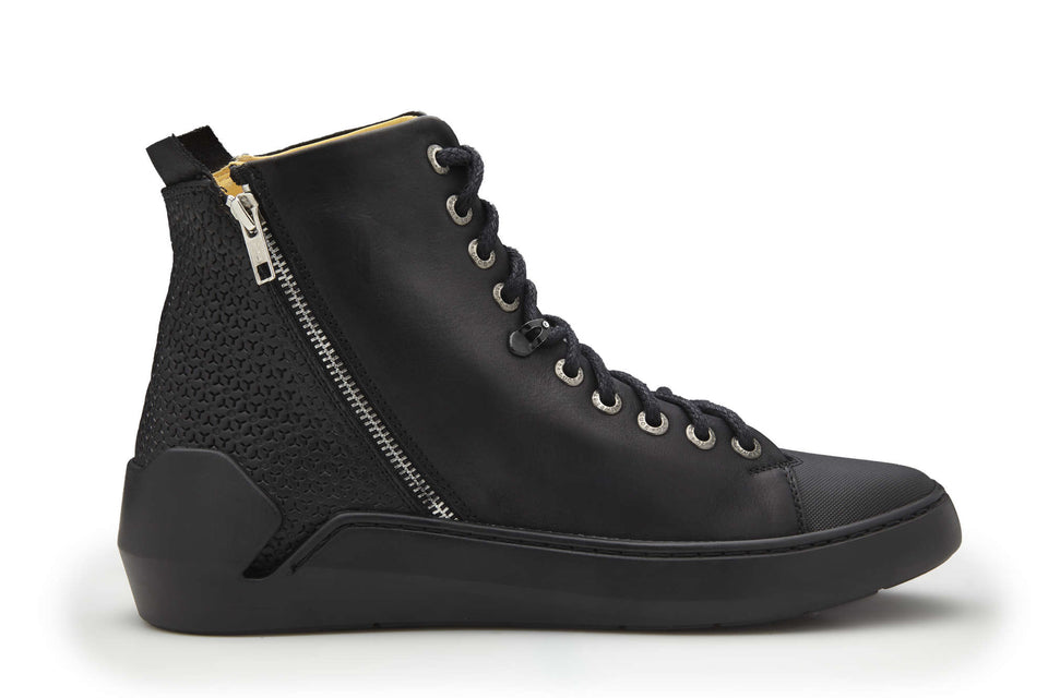 Thornhill Motorcycle Sneakers By Umberto Luce