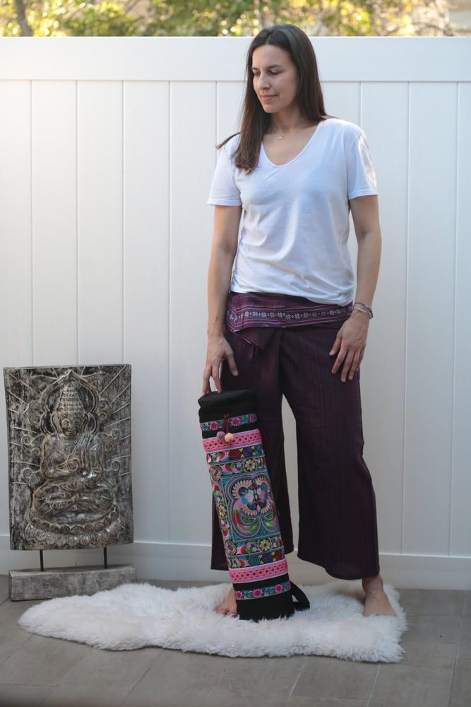 LANA YOGA MAT BAG
