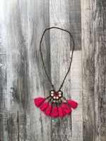 THE MARIPOSA NECKLACE