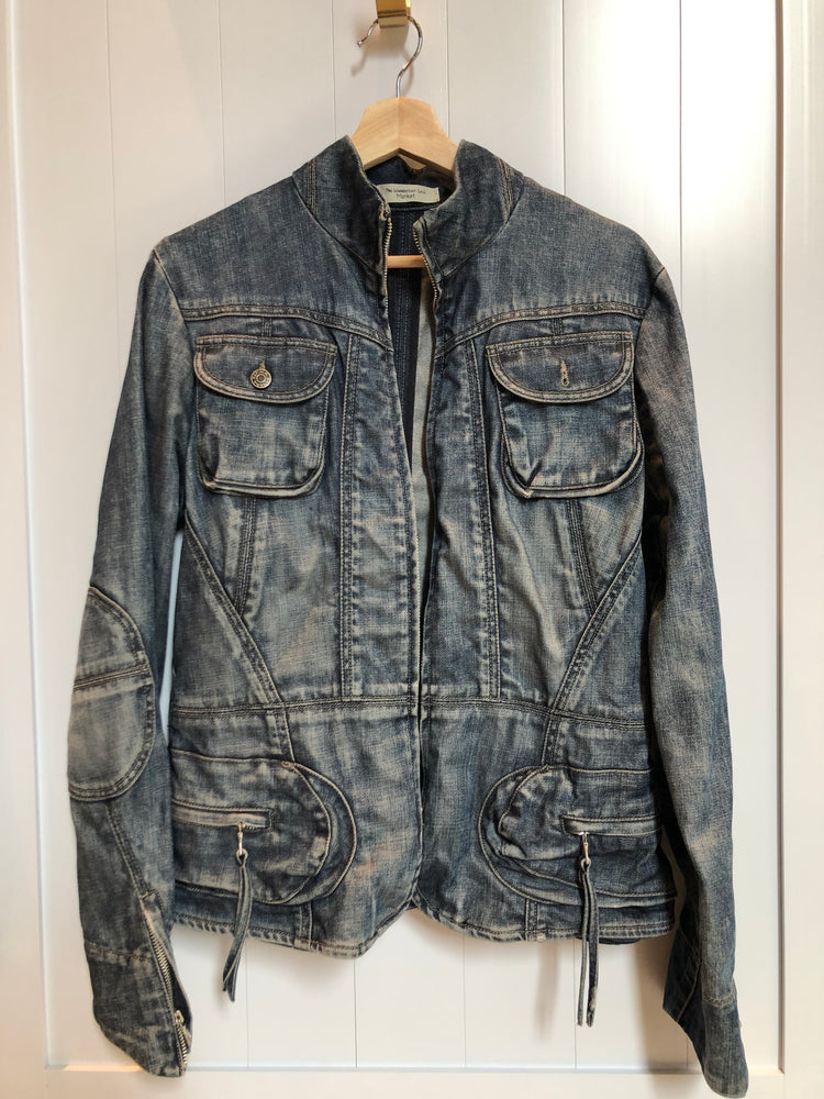 THE DEMI DENIM JACKET