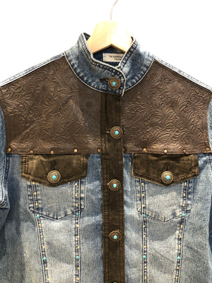 THE LULA DENIM JACKET