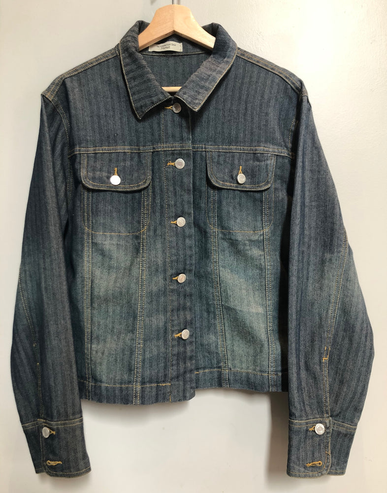 NINA DENIM JACKET