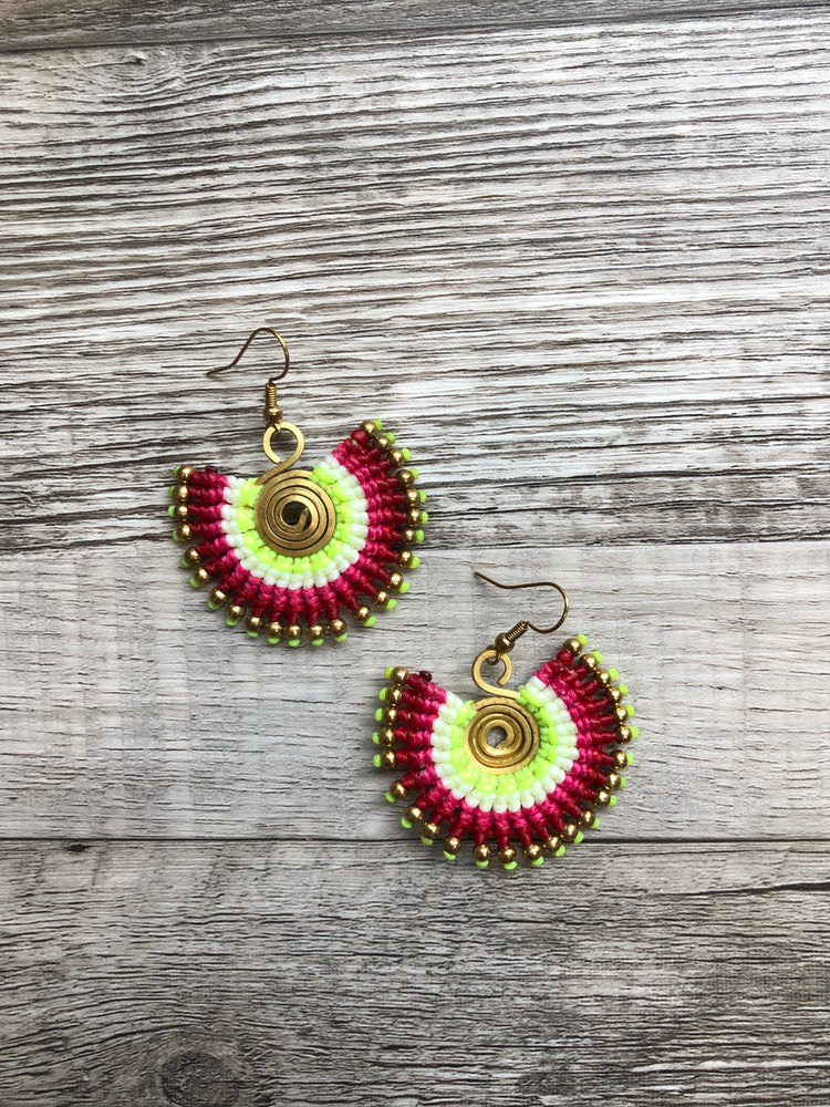 PANTALLA EARRINGS