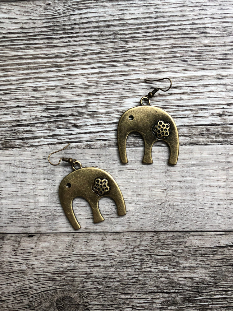ELEFANTE EARRINGS