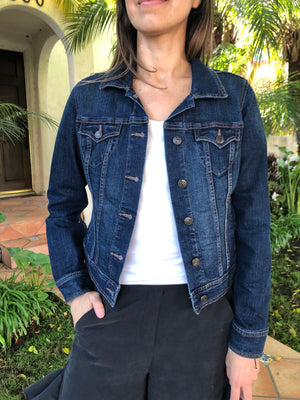 LILA DENIM JACKET