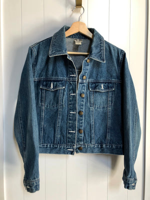 THE WILD DENIM JACKET