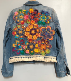 AMADA DENIM JACKET