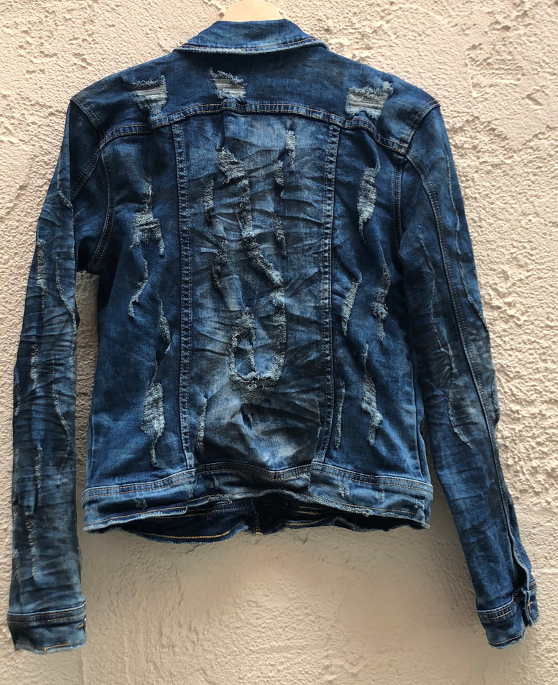 KOKO DENIM JACKET