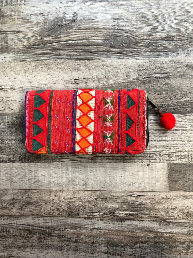 THE TIKI WALLET