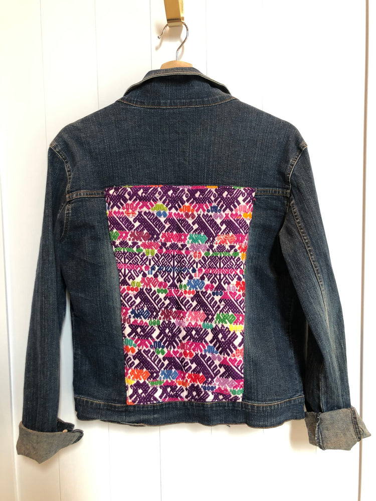 ZOE vintage denim jacket