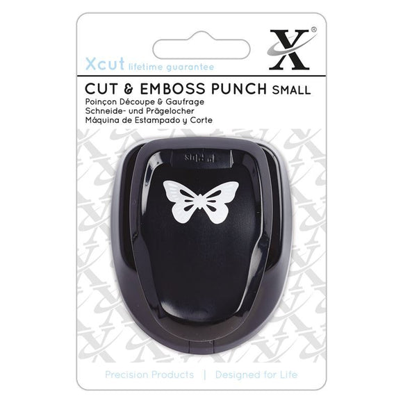 Cut & Emboss Punch Small - Butterfly