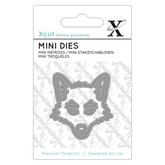 Mini Fustelle Xcut - Fox Head