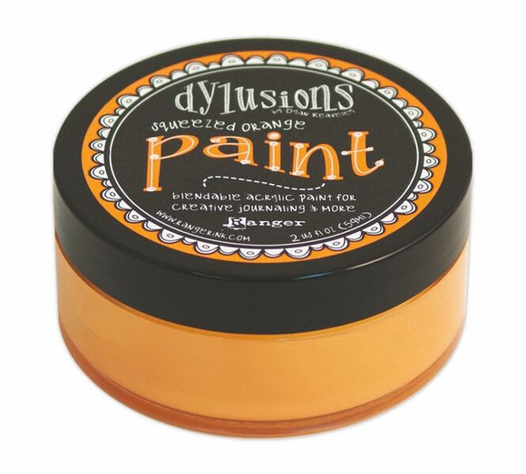 Dylusions Paints - Squeezed Orange