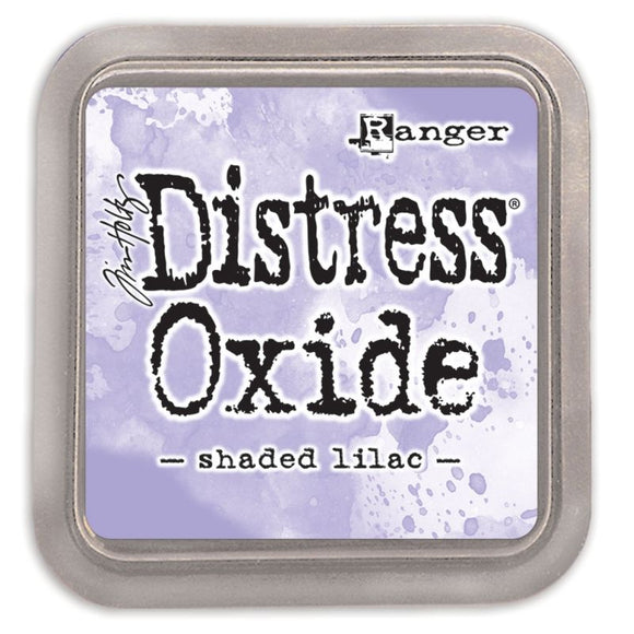 Tim Holtz Shaded Lilac Distress Oxide Pad
