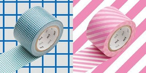 Washi Tape - Wide I