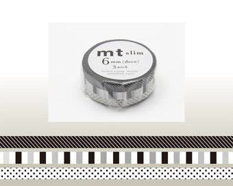 Washi Tape - Deco F