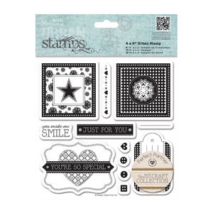 $ Urban Stamps - Craft Collection Pastels