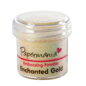 Polvere per embossing - Enchanted Gold