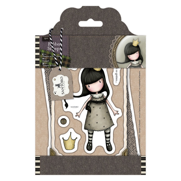 Rubber Stamps - Gorjuss Tweed