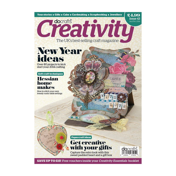 Creativity Magazine 43 - Gen-Feb 2014