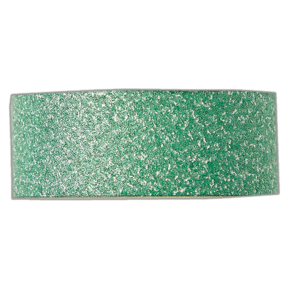 ! Craft Tape - Green Glitter