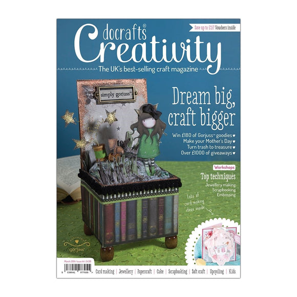 Creativity Magazine 44 - Marzo 2014