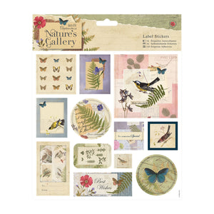 Label Stickers - Nature's Gallery