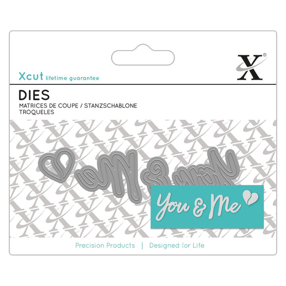 Mini Fustelle Xcut - You & Me