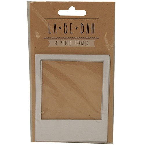La De Dah Photo Frames