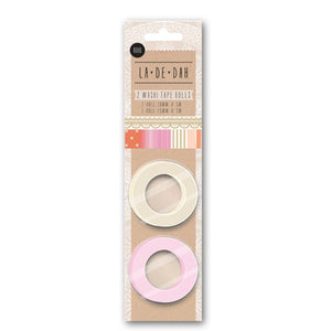La De Dah Boho Washi Tape 2 Pack