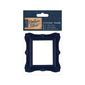 ! Picture Frame - Denim Blue