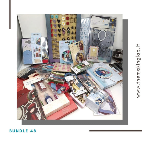 Bundle 48 - SANTORO GORJUSS