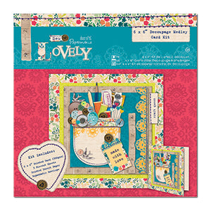 Card Kit - Sew Lovely