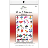Quilling Set - A to Z Collection