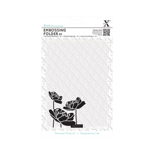 Fustella per embossing A5 - Large Blossom